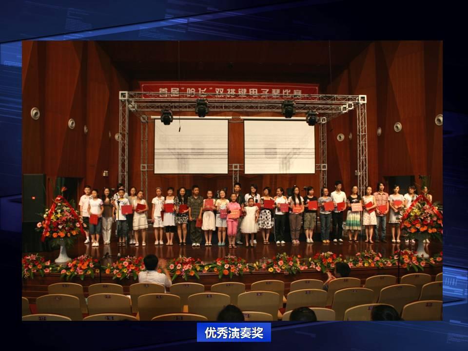 2008年第.一届收米体育直播appiOS电子管风琴比赛