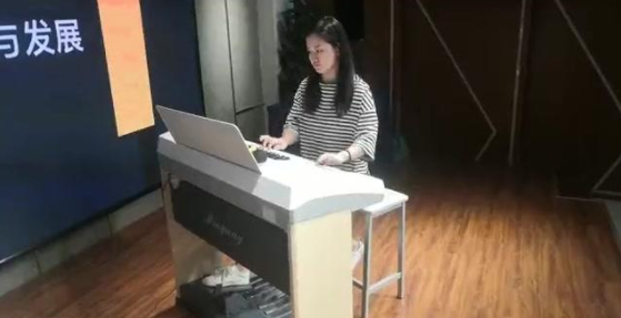 武汉九月betway必威登录官网电子管风琴师资培训活动再起