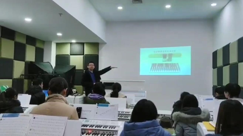 betway必威登录官网济南电子管风琴师资培训喜迎新年首波