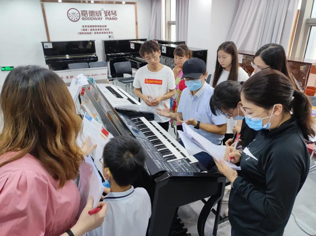 培训实况 | 收米体育直播appiOS贵阳电子管风琴师资培训活动再度拉开